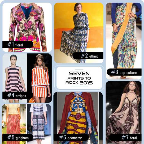 SEVEN PRINTS TO ROCK 2015