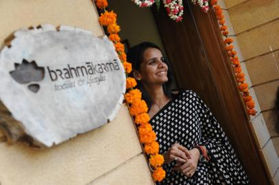Swati Sharma, face behind Brahma Karma
