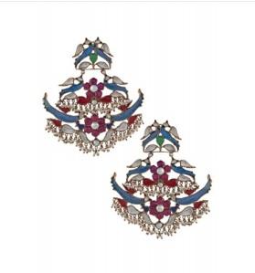 Maurya Earings from Amrapali