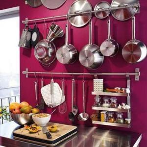 Kitchen railings