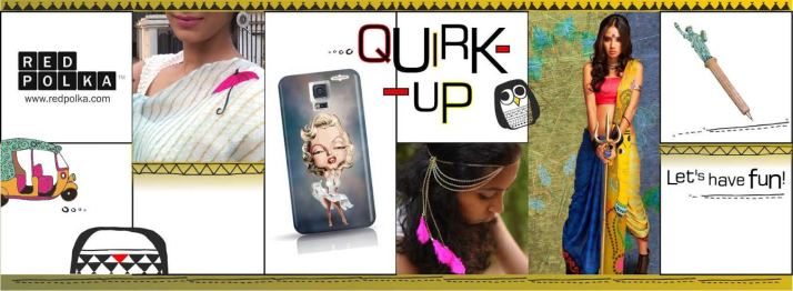 Quirk Up- FB cover
