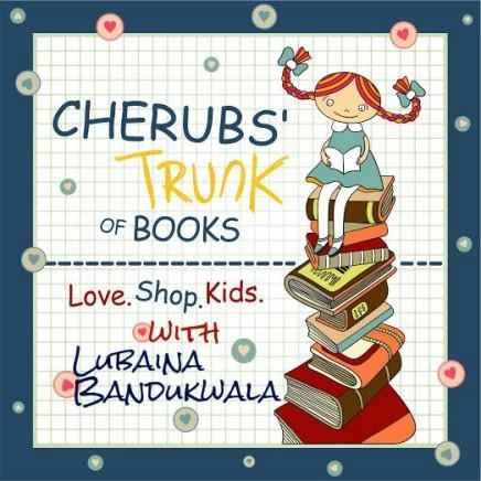 Cherubs Trunk Books-Lubaina-creative