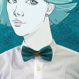 munsell blue bowtie Tortus