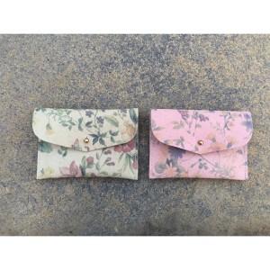 tortus pastel floral wallets- tortus