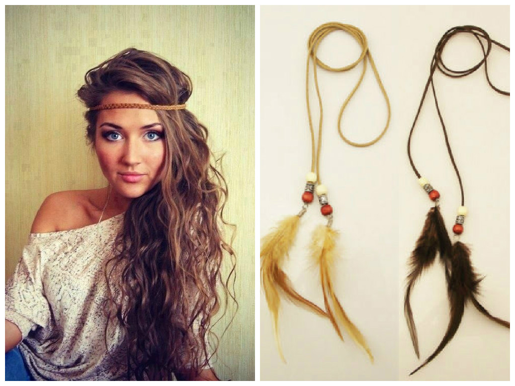 DIY Boho hair-dos and accessories that will make you look ...