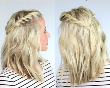 Gorgeous-Twisted-Bohemian-Hairstyle-Inspired-for-Medium-length-Hair