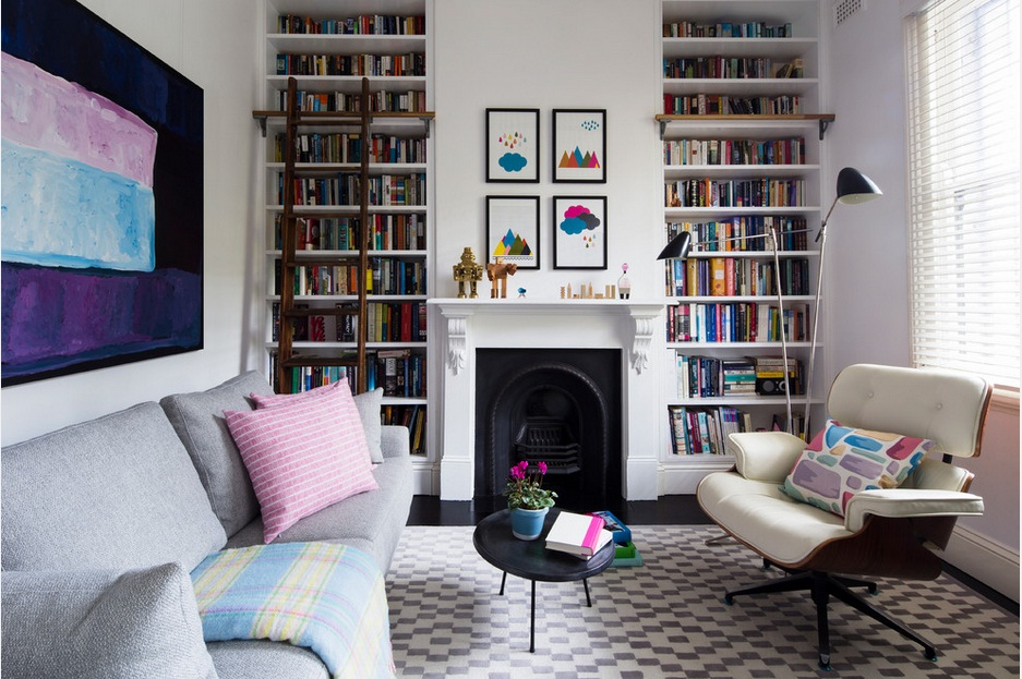 Library Backgroud Home Decor Houzz