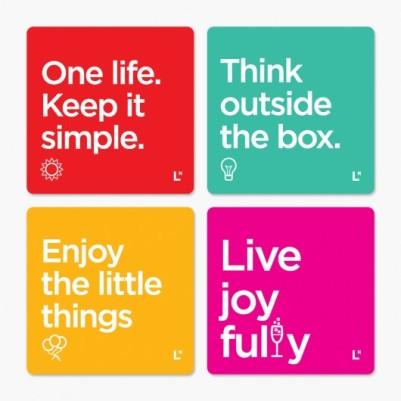 The Live Joyfully Manifesto Collection