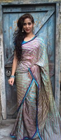 Sangeet saree