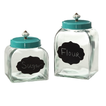 sugar-flour-containers-rain-and-peacock