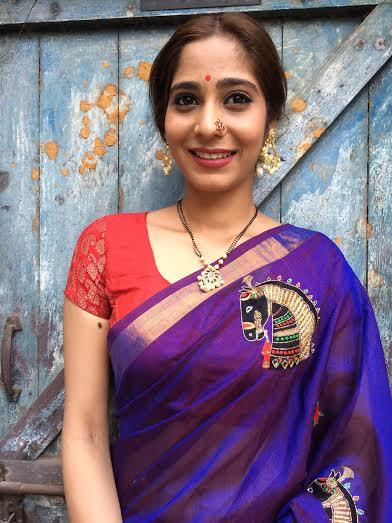 Saree aunty picture Zuzinka