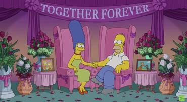 at-home-marge-homer-simpson