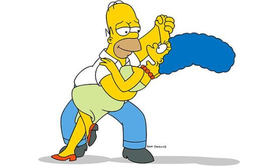 Homer-and-Marge-Simpson