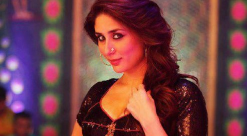 Kareena Kapoor Khan with a Nose Pin