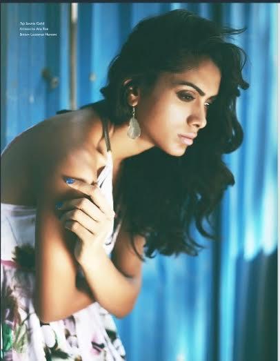 Model: Mariette Valsan Photographer: Omkar Chitnis