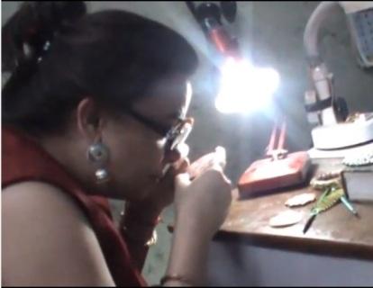 Aparna-meenakari