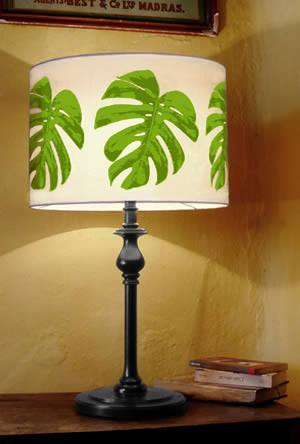 FOREST - Botanic Table Lamp-Dhoop