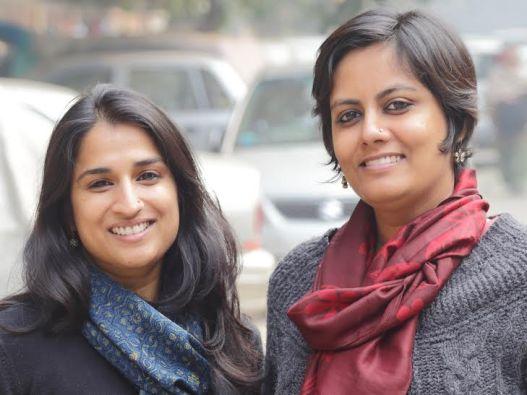 Jaya and Ruchi